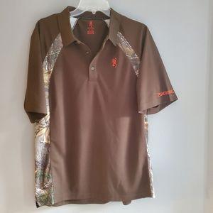 Browning Polo-Shirt Größe XXXL
